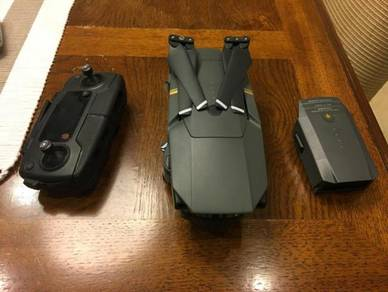 DJI Mavic Pro (2 batteries) like new