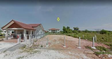 Lot Banglo 4000kps Taman Alamanda , Kepala Batas , Penang