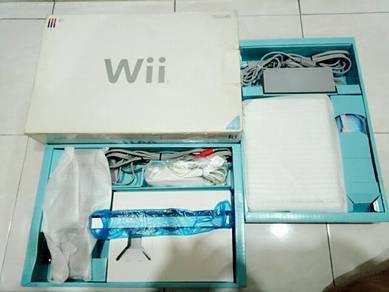 Wii lucky draw set