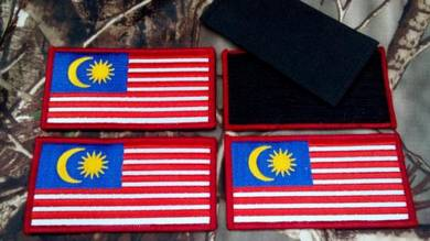 Patches malaysia velcro1