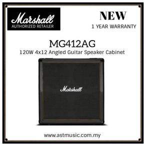 Marshall MG412AG 4x12 120W Guitar Cabinet
