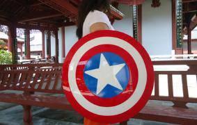 Captain america shield 3 marvel the avengers
