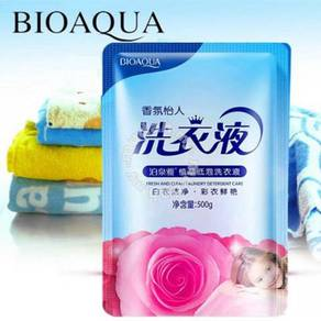 BIOAQUA Clean Laundry Detergent Protecting Hands W