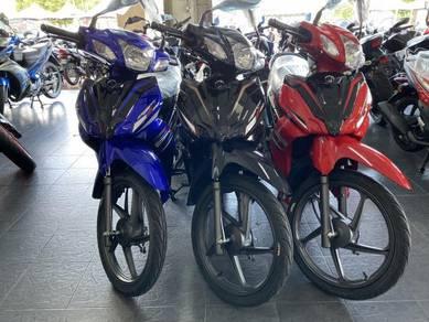 2020 SM Sport 110E
