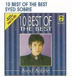 Syed Sobrie 10 Best of The Best CD
