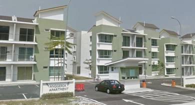 Bilik Single/Sharing Apartment Anggerik, Nilai (LELAKI SAHAJA)