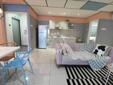 Edusentral Setia City Mall, Setia Alam Studio Condo, FREEHOLD 1Bedroom