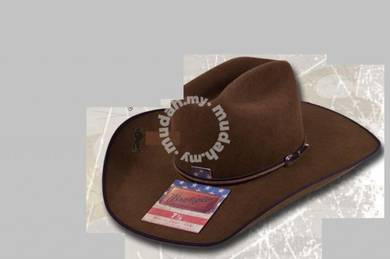 Wrangler American cowboy hat cashmere