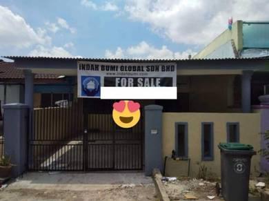 [PEMBELI MELAYU] Rumah RENOVASI PERCUMA di BNDR TENGGARA,100% LOAN !!!