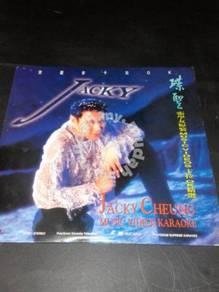 JACKY CHEUNG MUSIC VIDEOS KARAOKE Laser Disc LD