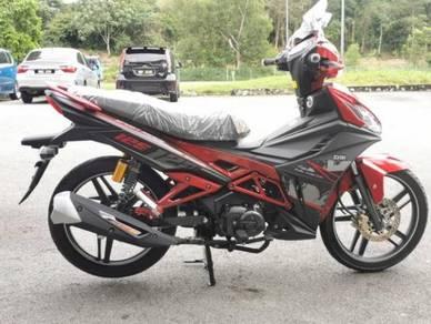 Sym sport rider 125 low deposit fast approve