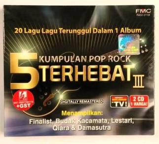 CD5 Kumpulan Pop Rock Terhebat III Finalist Budak