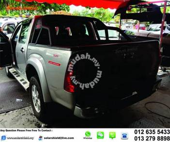 Isuzu D Max Roll Bar