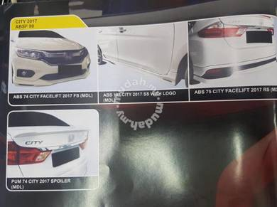 Honda city 2017 abs bodykit without paint