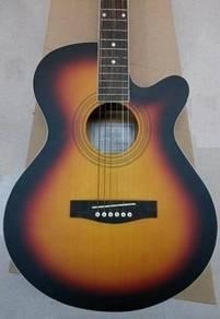 Hofma Electric Acoustic Guitar (FAS 302CE)