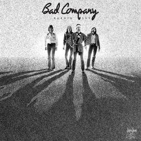 Bad Company Burnin' Sky 180g 2LP