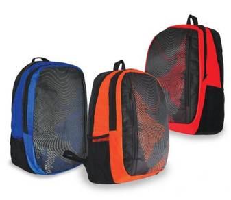 Back Pack BAG with Modern Dot Design