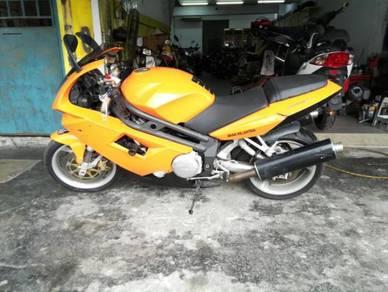 Mz 1000 S 1000 CC Lelong Lelong Germany Superbike