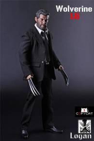 Wolverine LOGAN Custom 1/6 action figure
