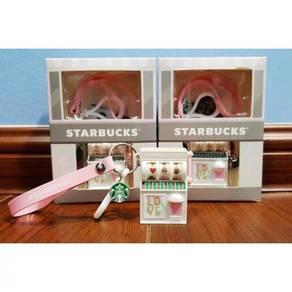 Starbucks Valentine Slot Machine Love Keychain