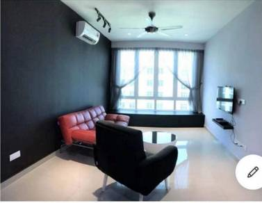 Freehold Condominium At Town City Kenanga Residence