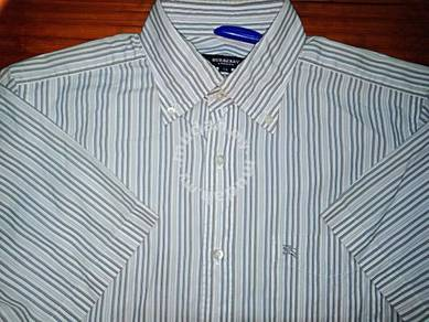 Authentic BURBERRY LONDON Full Stripes Smart Shirt