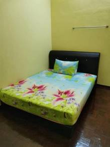 Taman Taufik Fully Furnished Private Room available NOW