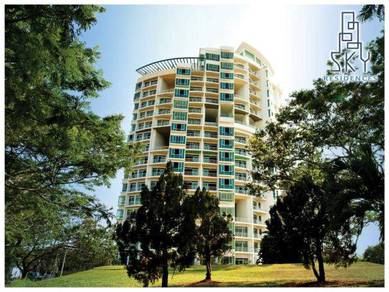 FULLY FURNISHED CORNER UNIT Sky Residence CINTA SAYANG