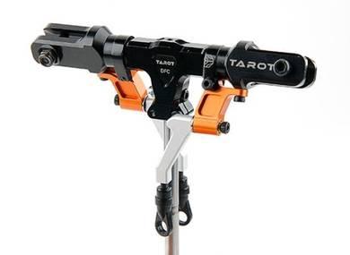 Tarot 450DFC Rotor Head Assembly Split Lock Black