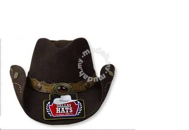 DALLAS American cowboy hat