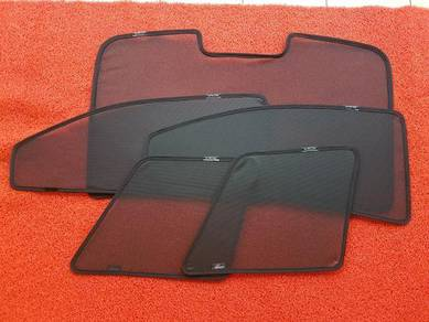 Toyota vios magnetic sun shade side n rear