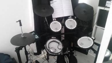 Tdk25 roland drum kit