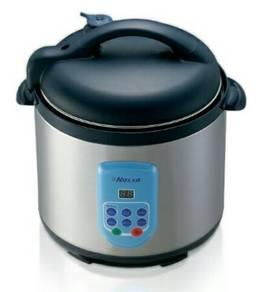 Periuk Pressure Cooker Noxxa & extra periuk dalam