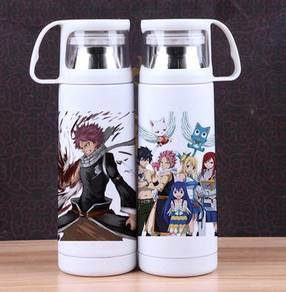 Fairytail thermos fairy tail bottle cup mug