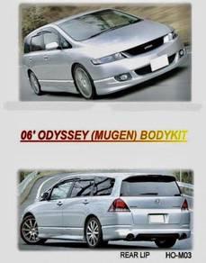 Odyssey rb1 rb2 mugen bodykit bumper bodykit 03 06