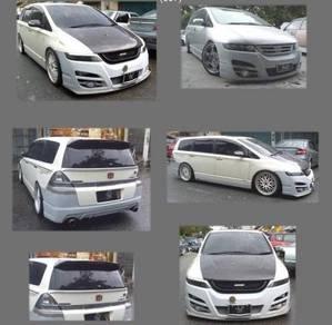 Odyssey rb1 rb2 V vision bodykit body kit bumper