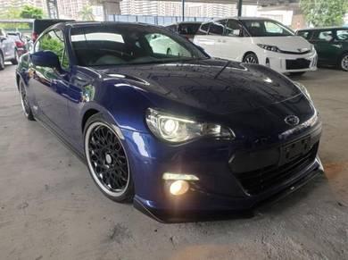 Recon Subaru BRZ for sale