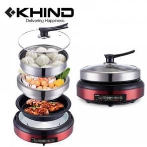 Khind 8 in 1 Multi Cooker MC388