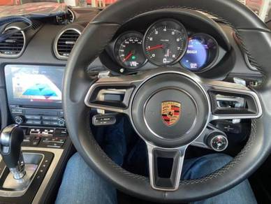 Porsche Reverse Camera Retrofit 718 991 Macan