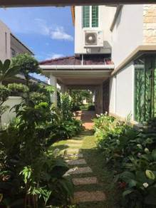 Hui Sing Semi D for sale, Near by Jalan Hup Kee