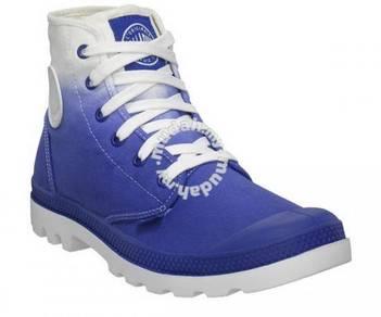 Canvas shoes two colors palladium