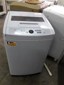 Mesin Basuh Samsung Fully Auto Top 7kg Recondition