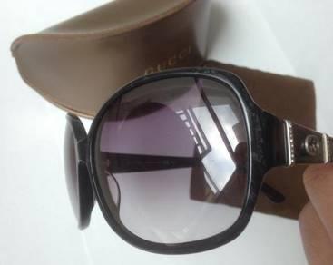 Lady Gucci Cermin mata sunglass spekmata ITALY