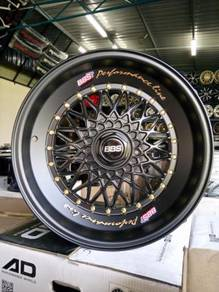 WHEELEGEND BBS RS 18inc for civic FD FC FB