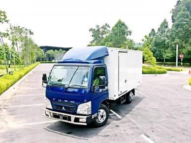 Mitsubishi Fuso Malaysia Royal Blue13ft Hino Isuzu