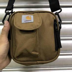 Unisex brown carhatt slingbag