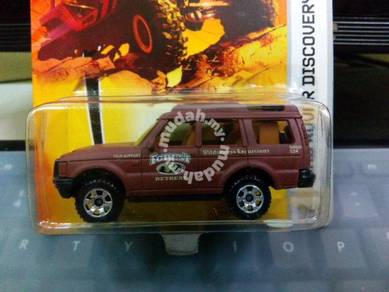 2009 Matchbox Land Rover Discovery