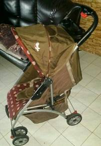Sweet cerry stroller