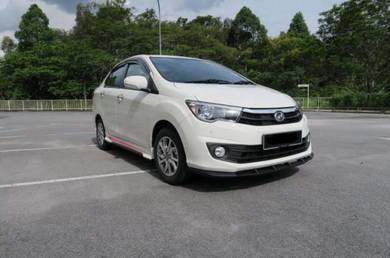 Perodua bezza sportivo bodykit w paint body kit