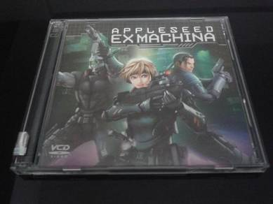 Appleseed Ex Machina (2VCDs)